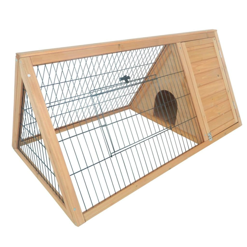 Top 5 Outdoor Rabbit Hutches in 2018 | Dr. Fox\'s Picks & Advice